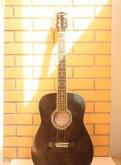 Акустическая гитара colombo+ чехол+ремень