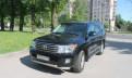 Toyota Land Cruiser, 2012, бмв х5 2017 года цена купить