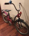 Велосипед детский, Старая
