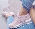 Nike Air Max97 кроссовки новые, обувь купить распродажа