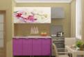 Кухня Орхидея 1.6 м мдф