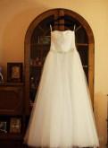 Продам свадебное платье в отличном состоянии, верхняя одежда для беременных буду мамой