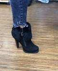 Ботильоны, женские зимние сапоги crocs crocband winter boot