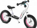 """Puky LR XL 12"""" беговел велокат с тормозом белый, Светогорск"""