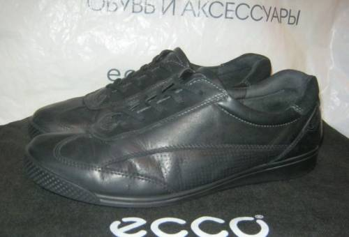 55983e3d2 Кроссовки для футбола demix, ecco ботинки - полуботинки 40 разме ...