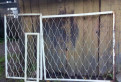 Железные решетки на окна, Вырица