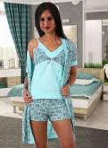 Пижамы оптом от производителя «Ева», одежда для беременных оптовые поставки