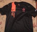 Футболка Сборной Нидерланд, рубашки мужские с длинным рукавом недорого