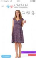 Женские костюмы и платья больших размеров, платье для беременных и кормящих 44 р. новое