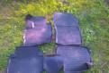 Мицубиси паджеро спорт 2013 дизель иммобилайзер, коврики в салон, Луга