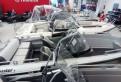 Новый алюминиевый катер Buster X из Финляндии, Приморск