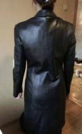 Кожжаный плащ, женские зимние вязаные свитера