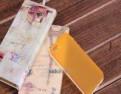 Селиконовый чехол на iPhone 5/5s Оранжевый