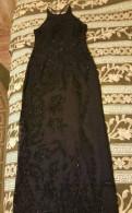Длинные платья с длинными рукавами и открытой спиной, платье