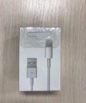 Кабель USB Apple Lightning и Блок-Питания (1 м), Волосово
