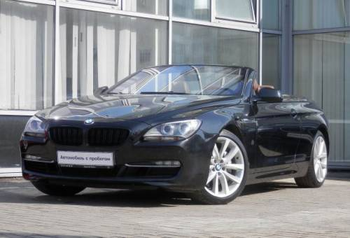 BMW 6 серия, 2011, форд эксплорер 2014 года