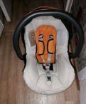 Автомобильное кресло авто люлька для грудничков