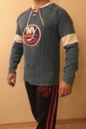 Носки прикольные мужские, хоккей New York Islanders(52-54 р-р) Reebok