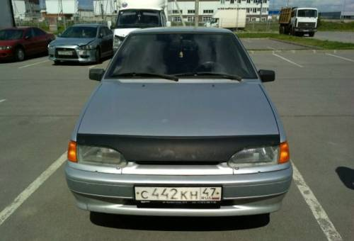 Bmw 3 серия е36, вАЗ 2114 Samara, 2004
