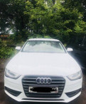 Audi A4, 2014, лада приора цена 2015 года
