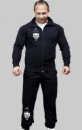 Оригинальный спротивный костюм 52, мужские костюмы на трех пуговицах