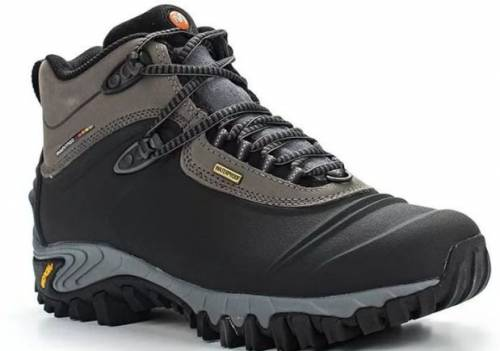 Купить кожаные кроссовки адидас оригинал, ботинки Merell Thermo 6