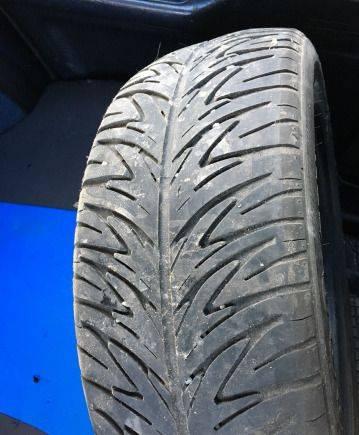 Резина летняя, зимние шины на лада калина