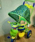 Продам детский трехколесный велосипед. Новый