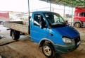 ГАЗ ГАЗель 3302, 2012, лада калина 2007 1.4мотор