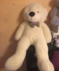 Плюшевый медведь 1-1, 5 м
