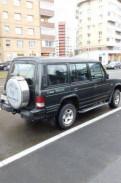 Hyundai Galloper, 1998, уаз патриот с дизельным двигателем ивеко цена