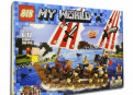 Конструктор Minecraft 818 82009