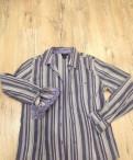 Рубашка Gant, платье футляр айвори