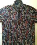 Рубашка tipos италия, шорты и футболка чёрные