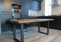 Подстолье металлическое для большого стола № 107