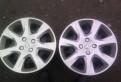 Купить бу титановые диски r15 на ваз slik, диски оригинал Peugeot 7.5x17 4x108 ET29 d-65, 1