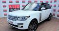 Land Rover Range Rover, 2013, купить лексус лх 570 с пробегом, Санкт-Петербург