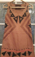 Платье на 50 летний юбилей женщине, платье-туника оригинал island shop. новое
