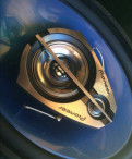 Колонки, Пионеры 500-ки в авто, накладки на передний бампер лада гранта