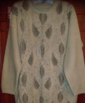 Платье к юбилею 55 лет, джемпер. Новый