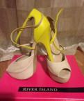 Босоножки River Island, кроссовки adidas terrex softshell mid