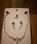 Свадебные украшения ожерелья и серьги, Бегуницы
