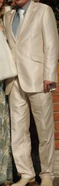 Купить спортивный костюм мужской wilson, костюм светлый, на свадьбу или праздник 186 см