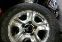 Колеса от Ленд круйзер 100, колеса на шкоду октавия тур 2001 года, Выборг