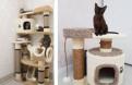 Домик для кошки 0512