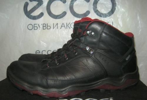 b5d187b5a Ecco biom gore-tex ботинки 45 разм, кроссовки зимние найк высокие мужские  размер 46