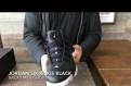 Купить мужскую обувь в интернет магазине недорого, кроссовки Air Jordan 6 Rings Black (45 EUR)