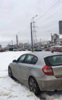 BMW 1 серия, 2006, продажа додж в россии с пробегом