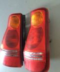 Купить б у набор фиксаторов ванос м62, фонарь задний левый правый Hyundai Matrix, Вырица
