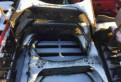Траверса в сборе c кронштейнами (под седлом) б/у V, колодки тормозные передние шкода октавия тур 1.8т